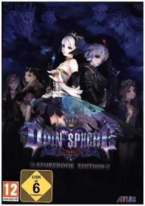 Odin Sphere (Storybook Edition) - PS4 | Dodax.co.uk
