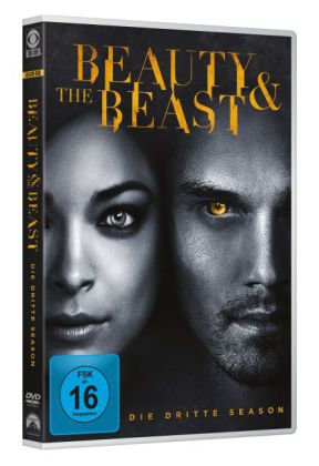 Beauty and the Beast. Staffel.3, 4 DVDs | Dodax.nl