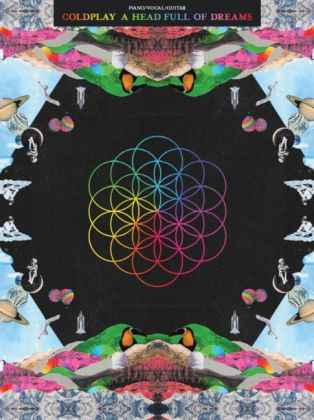 Coldplay: A Head Full Of Dreams (Piano Vocal Guitar Book) | Dodax.es