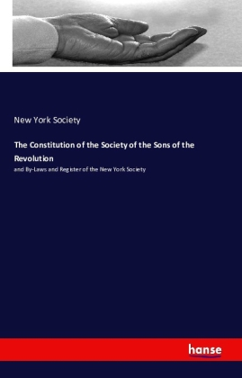 The Constitution of the Society of the Sons of the Revolution | Dodax.ch