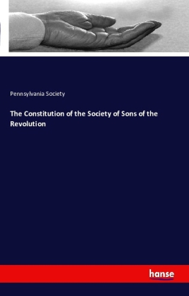 The Constitution of the Society of Sons of the Revolution | Dodax.ch