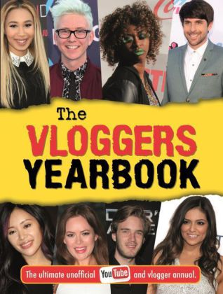 The Vloggers' Yearbook 2017 | Dodax.co.uk
