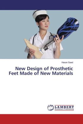 New Design of Prosthetic Feet Made of New Materials | Dodax.ch