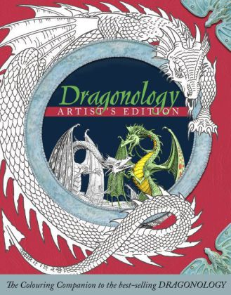 Dragonology Colouring Book | Dodax.ch