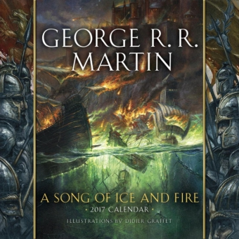 A Song of Ice and Fire 2017 | Dodax.ch