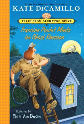 Francine Poulet Meets the Ghost Raccoon | Dodax.at