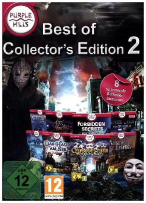 Best of Collectors Edition 2, 1 DVD-ROM | Dodax.fr