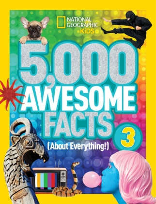 5,000 Awesome Facts 3 (About Everything!). Vol.3 | Dodax.ch