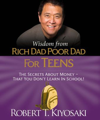 Wisdom from Rich Dad, Poor Dad for Teens | Dodax.at