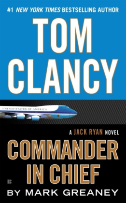 Tom Clancy Commander in Chief | Dodax.de