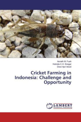 Cricket Farming in Indonesia: Challenge and Opportunity | Dodax.pl