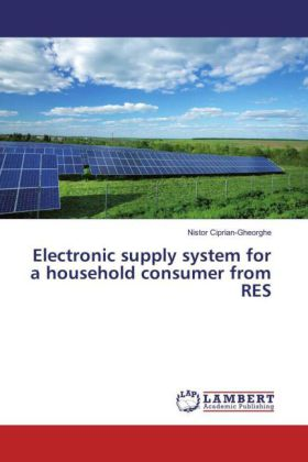 Electronic supply system for a household consumer from RES | Dodax.ch