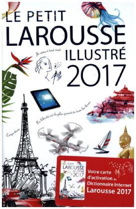 Le Petit Larousse illustré 2017 | Dodax.at