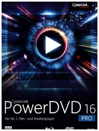 CyberLink PowerDVD 16 Pro, 1 DVD-ROM | Dodax.at