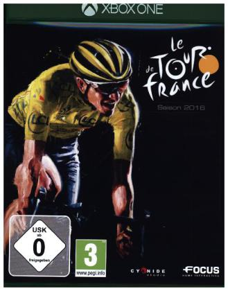 Le Tour de France Saison 2016 - Xbox One | Dodax.ch