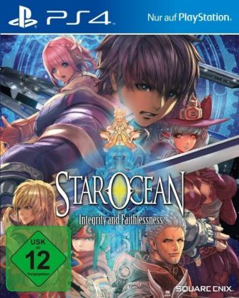 Star Ocean: Integrity and Faithlessness - PS4 | Dodax.co.uk