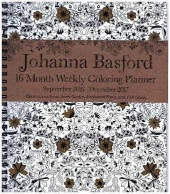 Johanna Basford 2016-2017 | Dodax.at