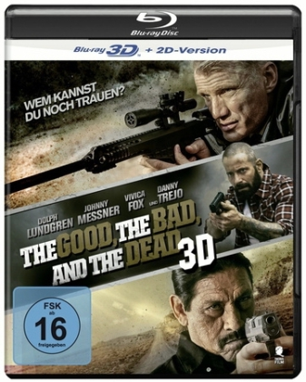 The Good, the Bad and the Dead 3D, 1 Blu-ray | Dodax.nl