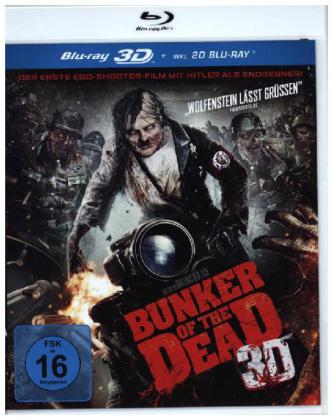 Bunker of the Dead 3D, 1 Blu-ray | Dodax.ch