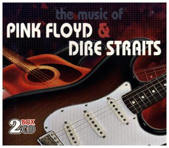 Music of Pink Floyd and Dire Straits   Dodax.it