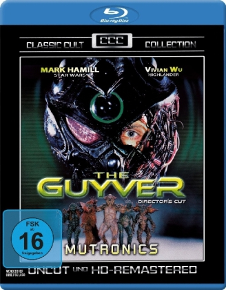 The Guyver | Dodax.co.jp