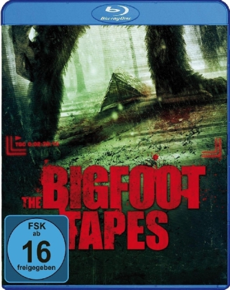 The Bigfoot Tapes, 1 Blu-ray | Dodax.es