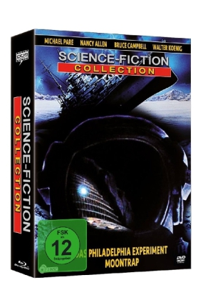 Science-Fiction Collection, 2 DVDs | Dodax.es