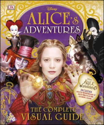 Alice's Adventures: The Complete Visual Guide | Dodax.ch