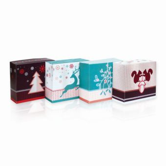 "24 Adventsboxen ""Winterwald"" 