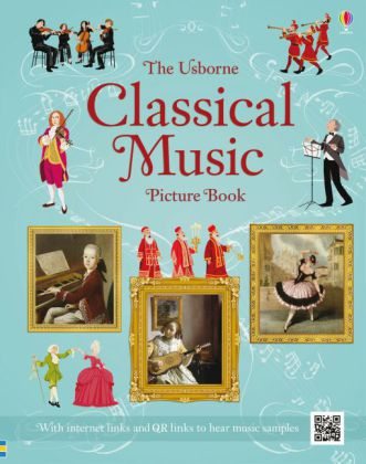 Classical Music Picture Book | Dodax.ch