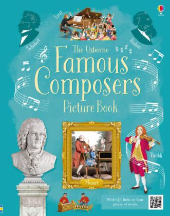 The Usborne Famous Composers Picture Book | Dodax.at