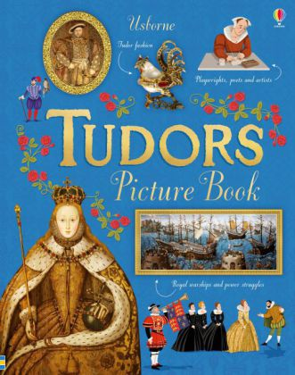 Tudors Picture Book | Dodax.at