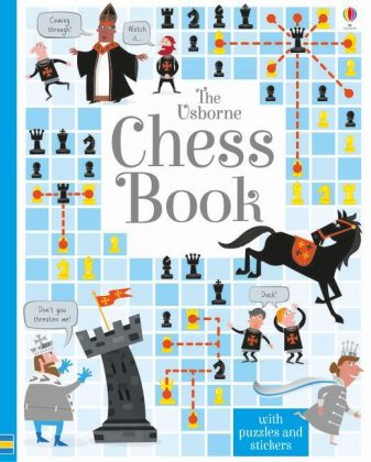 Chess Activity Book | Dodax.at