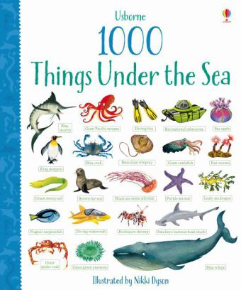 1000 Things Under the Sea | Dodax.com
