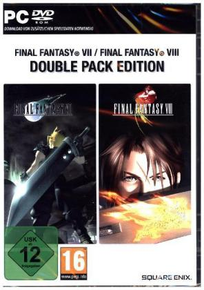 Final Fantasy VII + VIII, 1 DVD-ROM | Dodax.co.uk