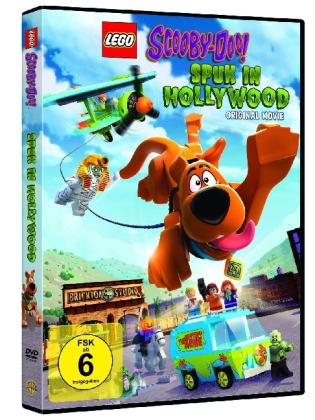 LEGO Scooby Doo!: Spuk in Hollywood, 1 DVD | Dodax.it