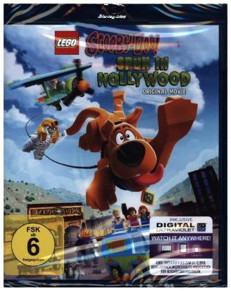 LEGO® Scooby Doo!: Haunted Hollywood, 1 Blu-ray + Digital UV | Dodax.nl