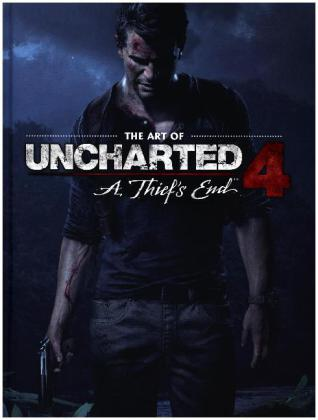 The Art of Uncharted 4, A Thief's End | Dodax.ch