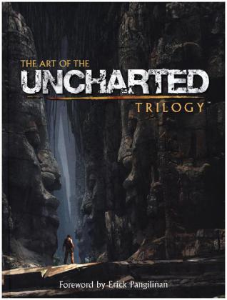 The Art of the Uncharted Trilogy | Dodax.ch