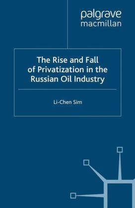 The Rise and Fall of Privatization in the Russian Oil Industry | Dodax.pl