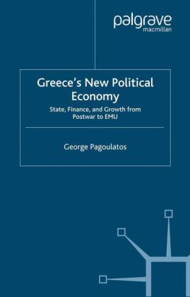 Greece's New Political Economy | Dodax.pl