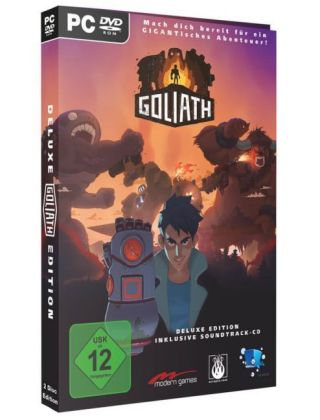 Goliath,1 CD-ROM (Deluxe Edition) | Dodax.ch