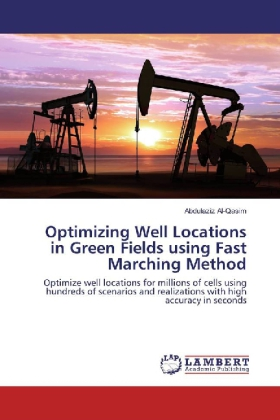 Optimizing Well Locations in Green Fields using Fast Marching Method | Dodax.ch