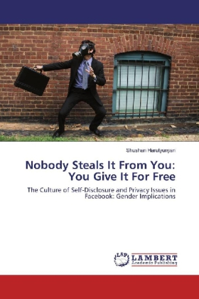 Nobody Steals It From You: You Give It For Free | Dodax.com