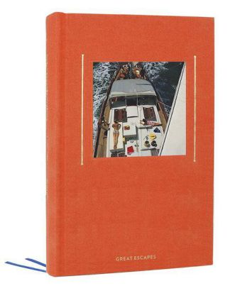 Slim Aarons: Great Escapes (Hardcover Journal: Coral Red) | Dodax.pl