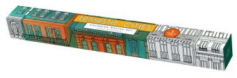 Fantastic Cities, Coloring Poster Set | Dodax.fr