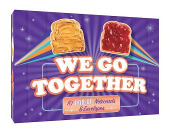 We Go Together - Pop-up Notecard Collection | Dodax.com