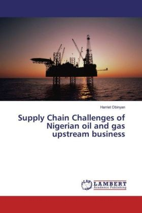 Supply Chain Challenges of Nigerian oil and gas upstream business | Dodax.at