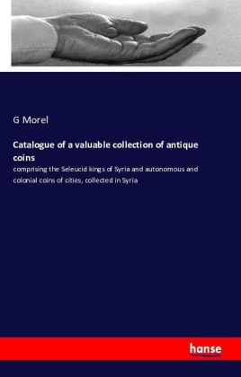 Catalogue of a valuable collection of antique coins | Dodax.co.uk