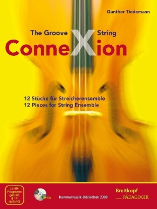 The Groove String ConneXion, m. CD-ROM